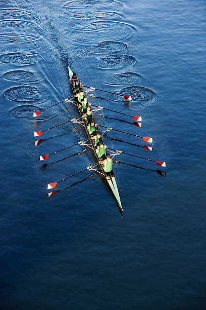 Crew Team Rowing Wall Art