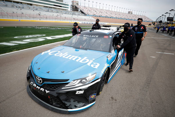 NV: NASCAR Cup Series Pennzoil 400 presented by Jiffy Lube
