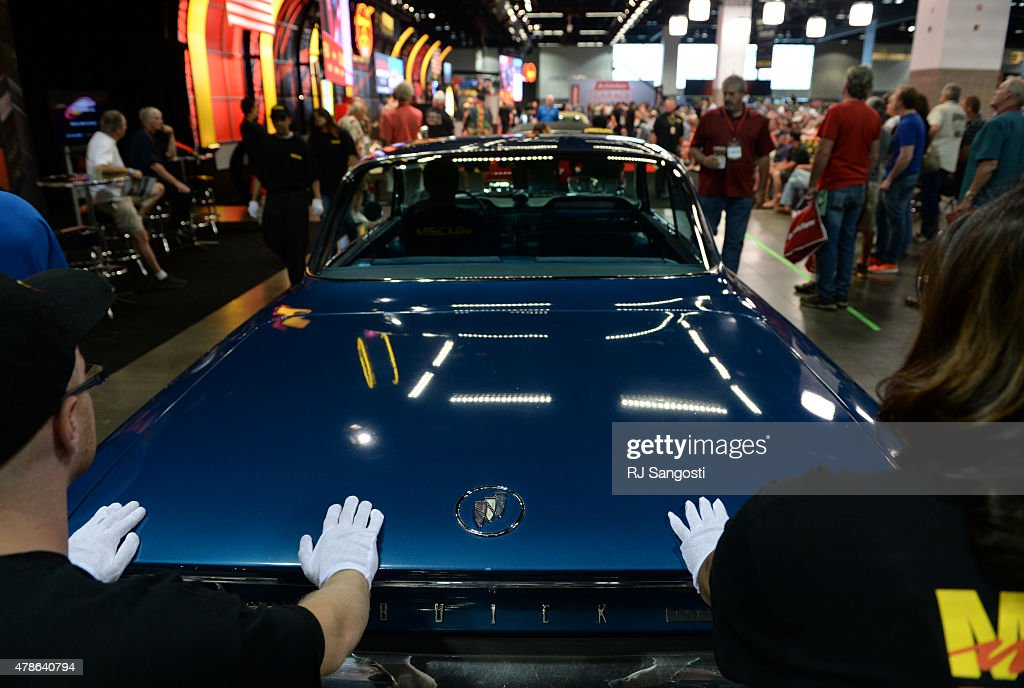 Mecum Auctions in Denver Pictures | Getty Images