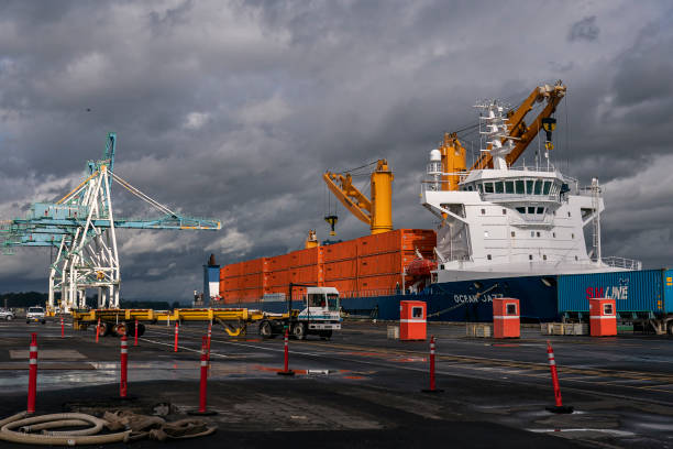 OR: Port Of Portland Increases Traffic To Ease Supply Chain Issues