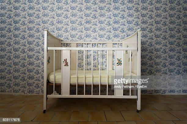 Crib In Childrens Room