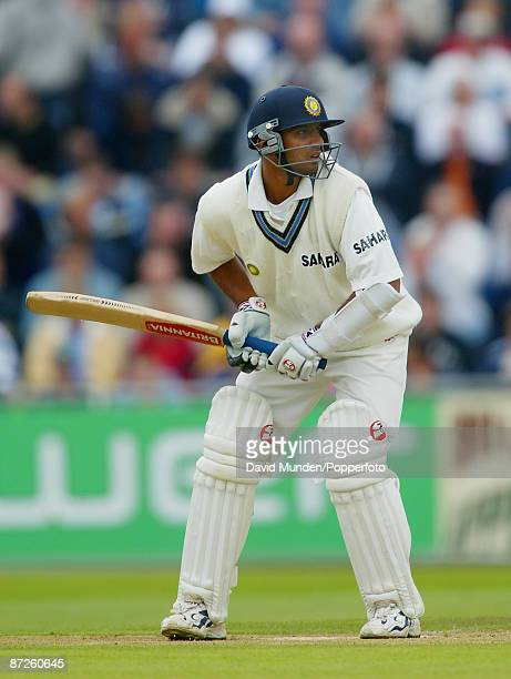 Cricket 3rd test England v India at Headingley Leeds 1st day RUHAL DRAVID / INDIA