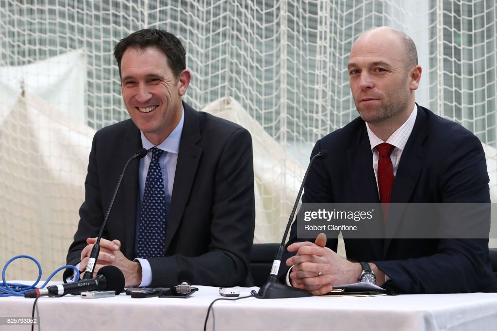 Cricket Australia and Australian Cricketers' Association Press Conference