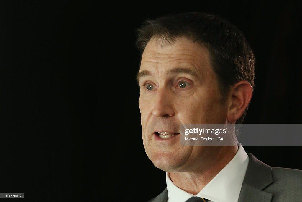 Cricket Australia AGM : News Photo