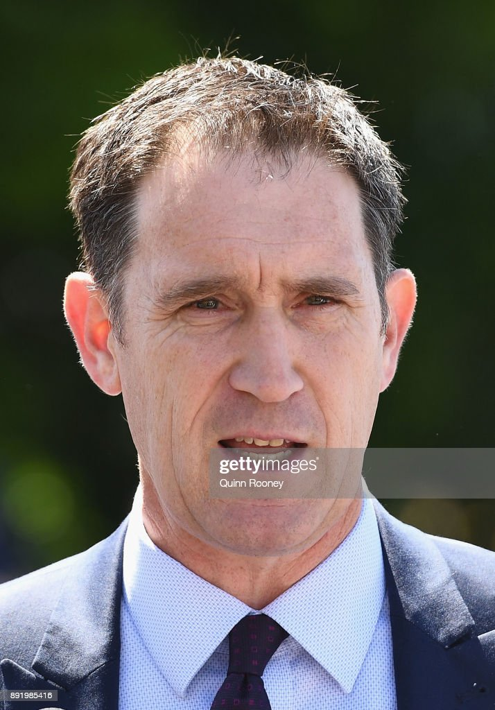 Cricket Australia CEO James Sutherland Press Conference