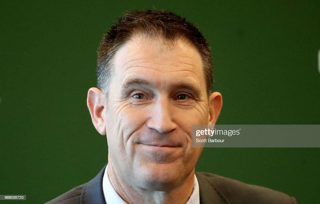 James Sutherland Resigns As Cricket Australia CEO