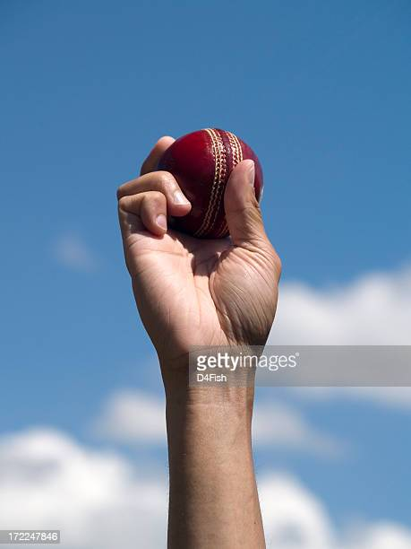 cricket ball - cricket player stock pictures, royalty-free photos & images