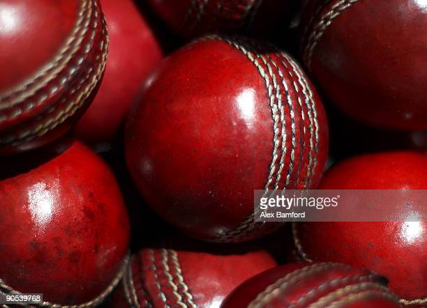 cricket balls - cricket ball stock pictures, royalty-free photos & images