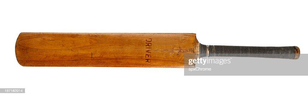 Cricket Bat : Stock Photo