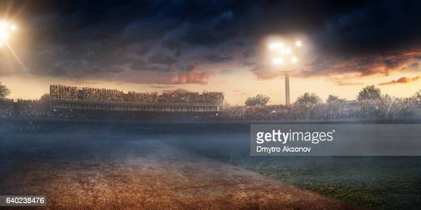 cricket: cricket stadium - cricket stockfoto's en -beelden