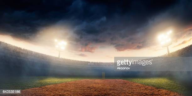 Cricket: Estadio Cricket
