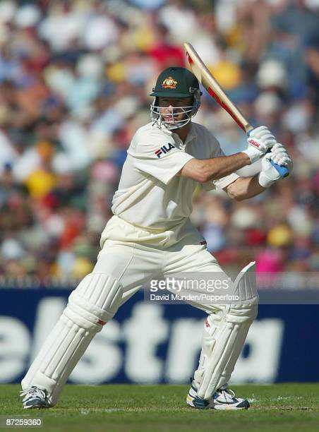 Cricket England tour of Australia Australia v England Melbourne 1st day