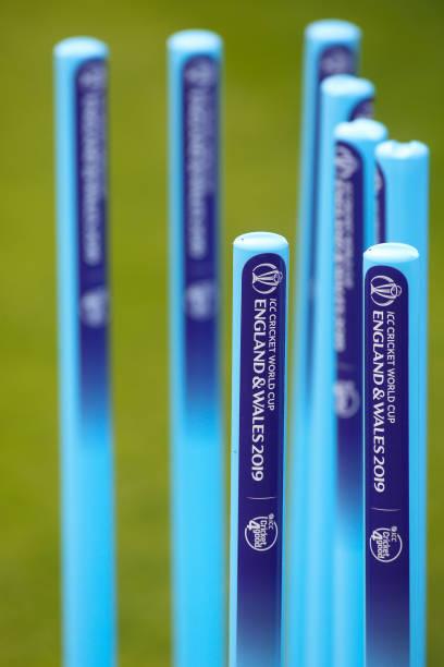 GBR: Cricket 4 Good Clinic: Afghanistan - ICC Cricket World Cup 2019