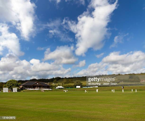 cricket ground - s0ulsurfing stock pictures, royalty-free photos & images