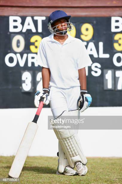 cricket is his game - cricket player stock pictures, royalty-free photos & images