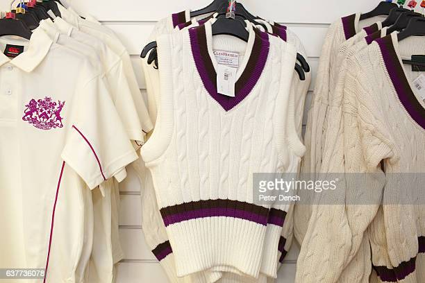 Cricket jumpers and shirts on sale at Fettes College shop Fettes College is a private coeducational independent boarding and day school in Edinburgh...