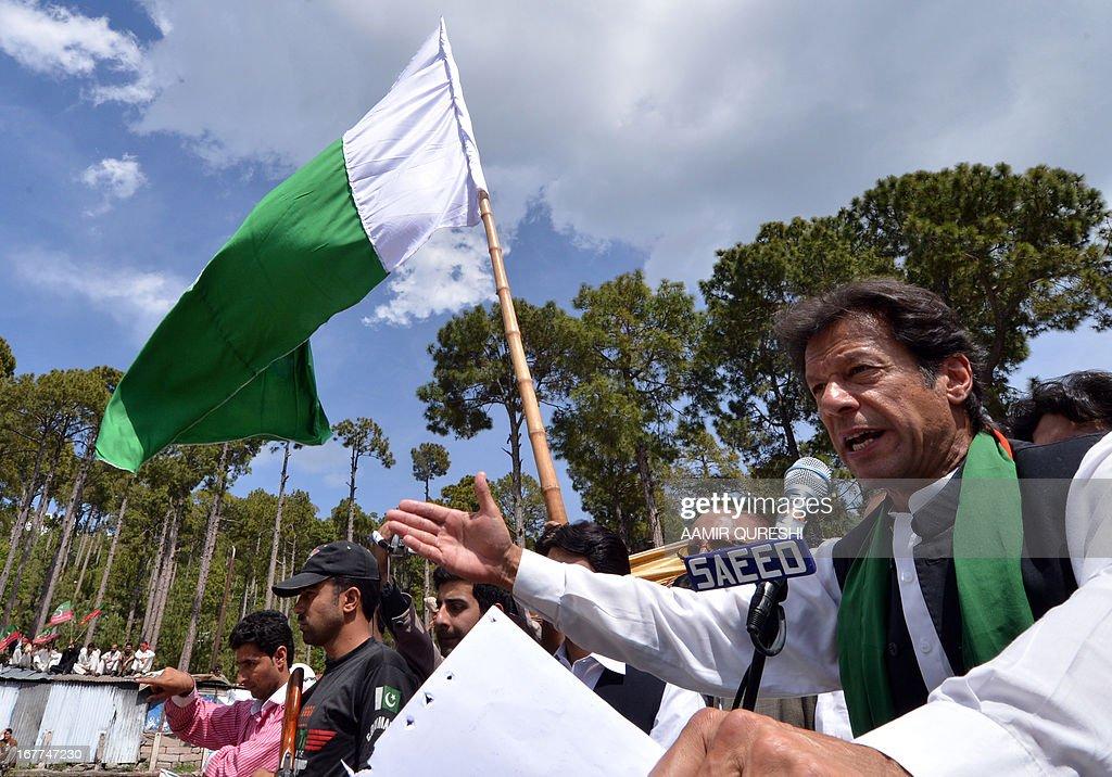 imran khans election campaign - 670×450