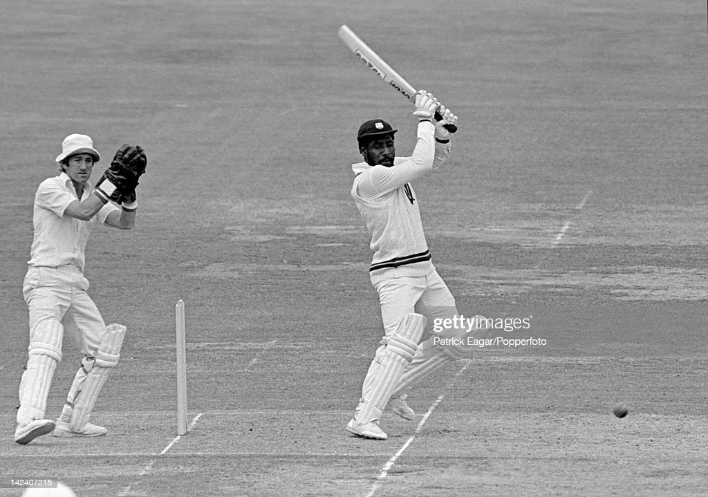 """Cricket World Cup 1979, England v West Indies at Lord's (Final) "" : News Photo"