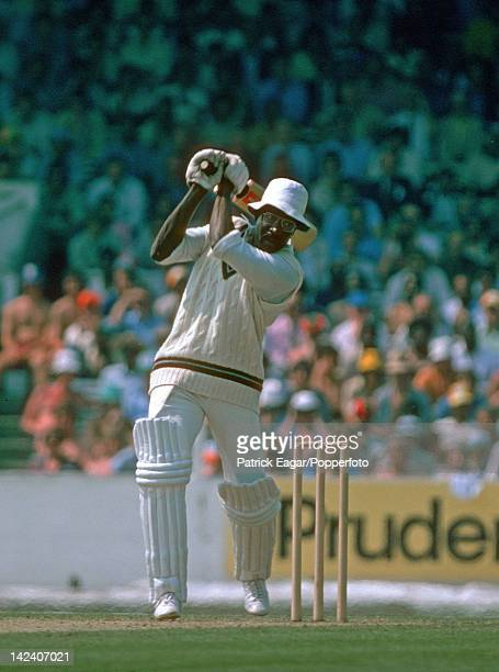'Cricket World Cup 1979 West Indies v Pakistan at The Oval Clive Lloyd E795335'