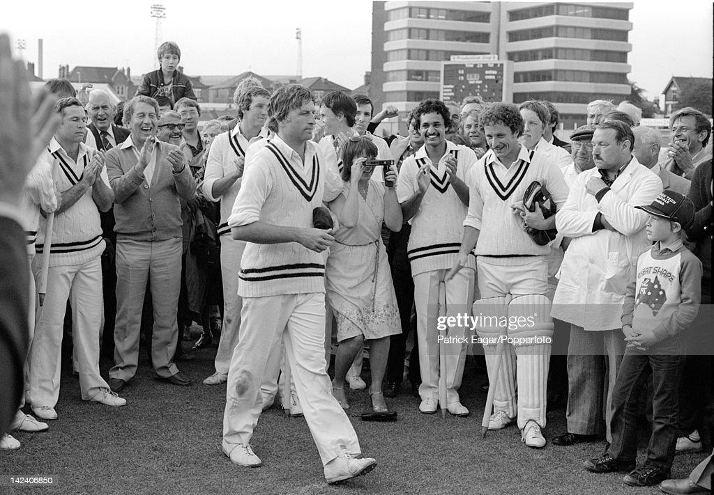 """Cricket World Cup 1983, Australia v Zimbabwe at Trent Bridge (Zonal)"" : News Photo"