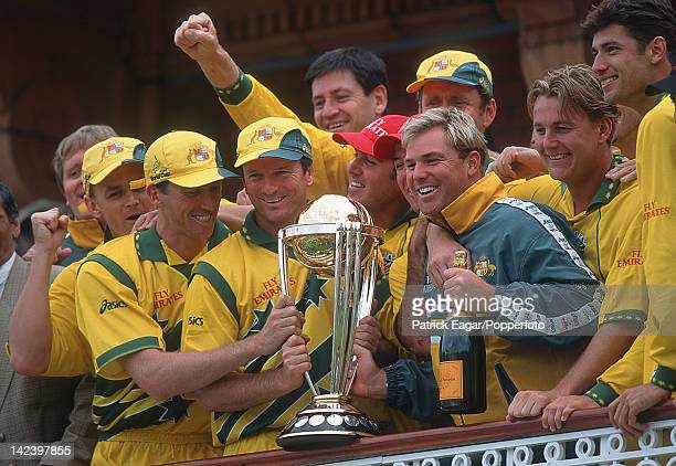 Cricket World Cup 1999 Australia win the World Cup Lord's 1995728