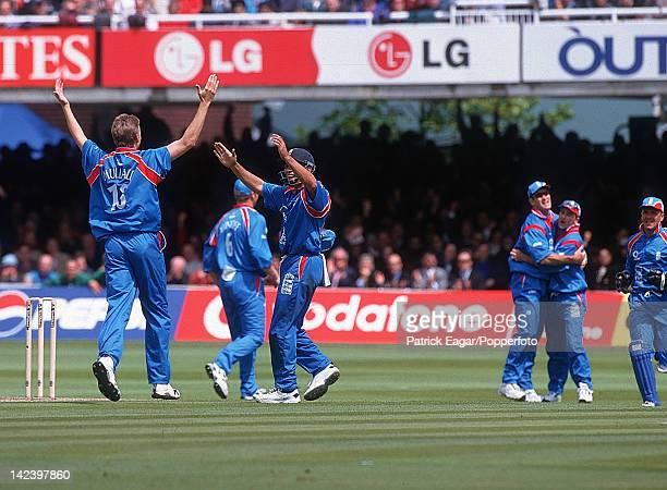 Cricket World Cup 1999 England v Sri Lanka at Lord's deSilva c Thorpe b Mullally 1995069