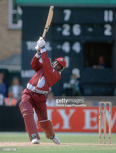 Cricket World Cup 1999 West Indies v New Zealand Ridley Jacobs