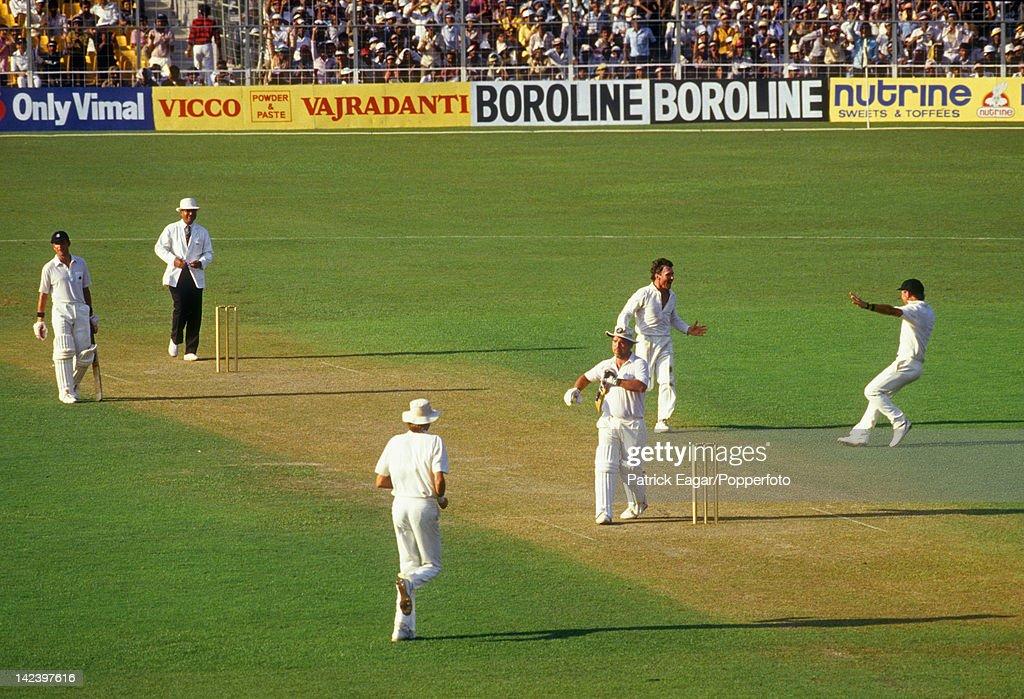 Cricket World Cup 1987 : News Photo