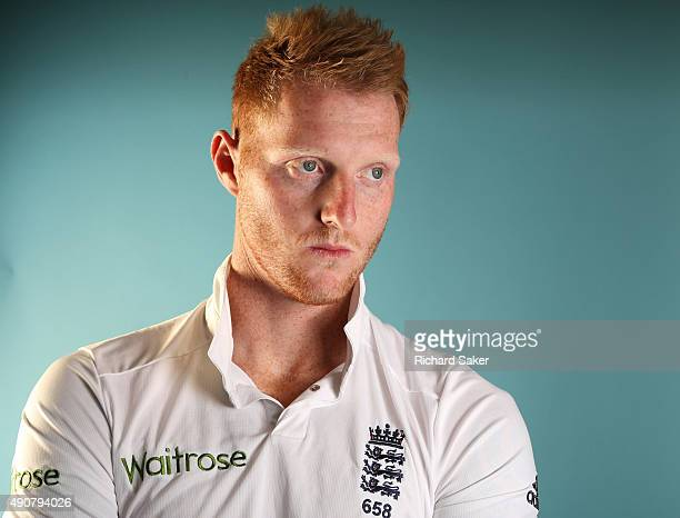 Cricketer Ben Stokes is photographed for the Observer on July 2 2015 in London England