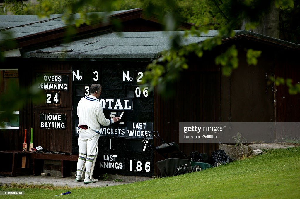 From The Boundary's Edge - Village Cricket : News Photo