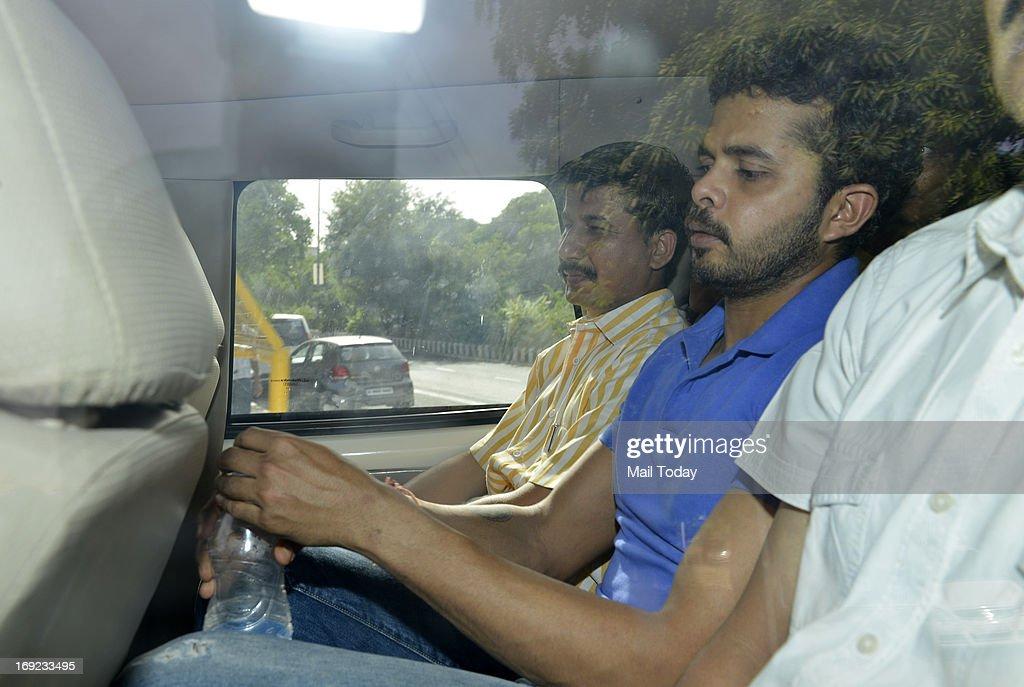 IPL fixing row : News Photo
