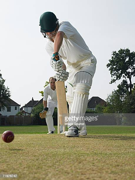 cricketers - cricket player stock photos and pictures