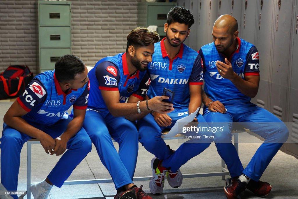 IND: Delhi IPL Team Gets A New Name Delhi Capitals Along With New Jersey