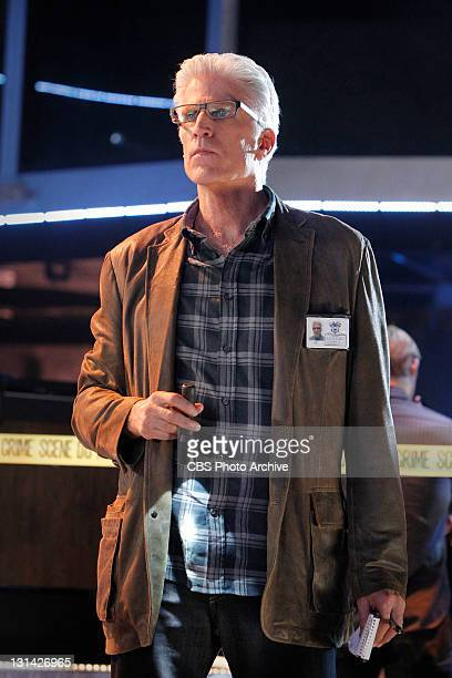 """Crime after Crime""""-- D.B. Russell , Catherine Willows and Greg Sanders investigate three seemingly unrelated murders, on CSI: CRIME SCENE..."""