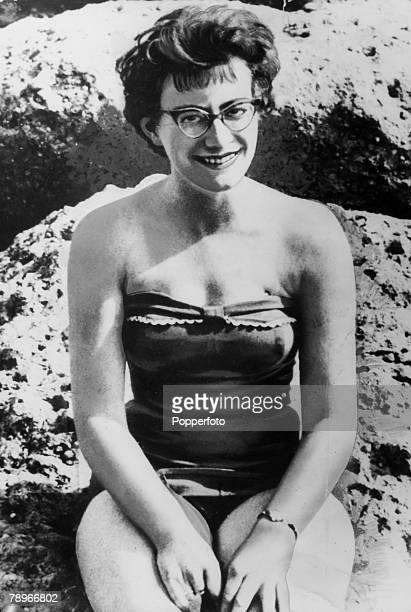 Crime England Circa 1960's The A6 Murder Portrait of Valerie Storie Raped by James Hanratty she later witnessed the murder of her lover Michael...