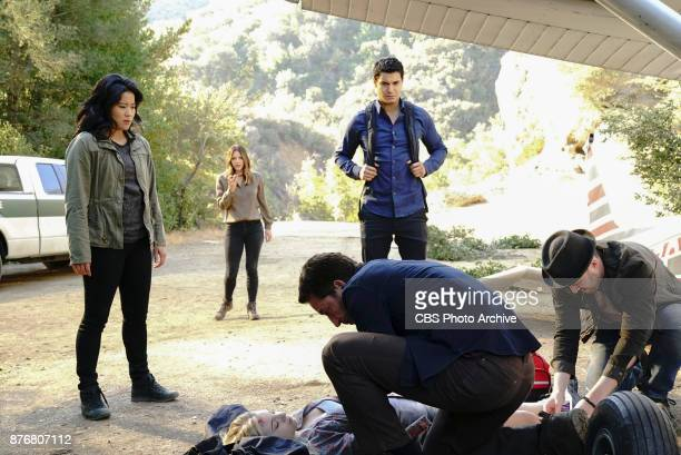 'Crime Every Mountain' As Cabe's trial looms over Team Scorpion a simple case goes sideways when they help a father and his daughter whose plane...
