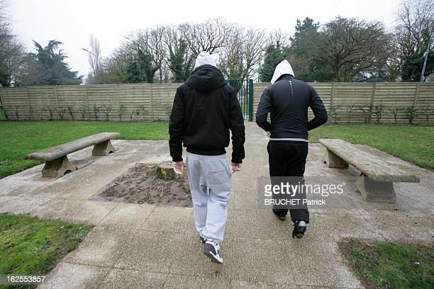 Crime In France Alors que la Justice envisage de mettre en prison des mineurs de 12 ans Paris Match a rencontré des ados délinquants sauvés par les...