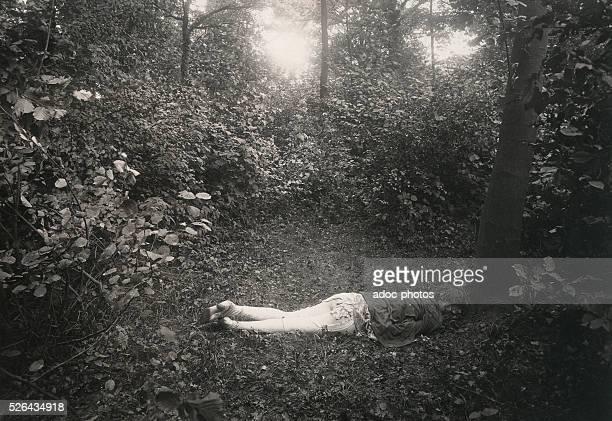 Crime scene In 1928
