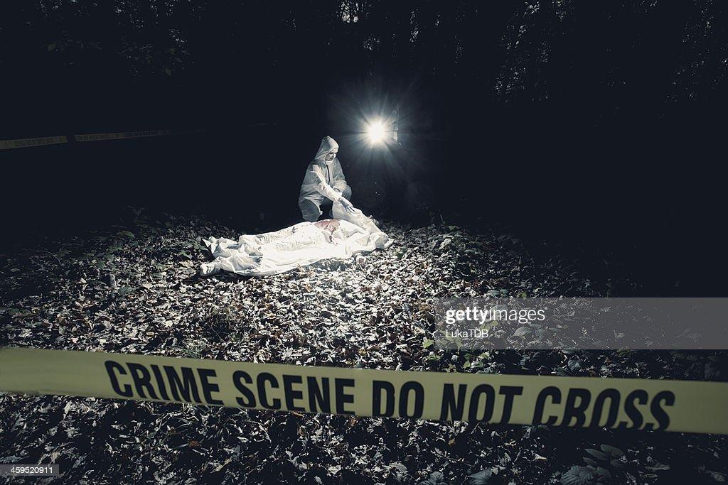 Dead Female Bodies