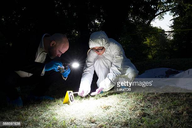 Crime scene investigation