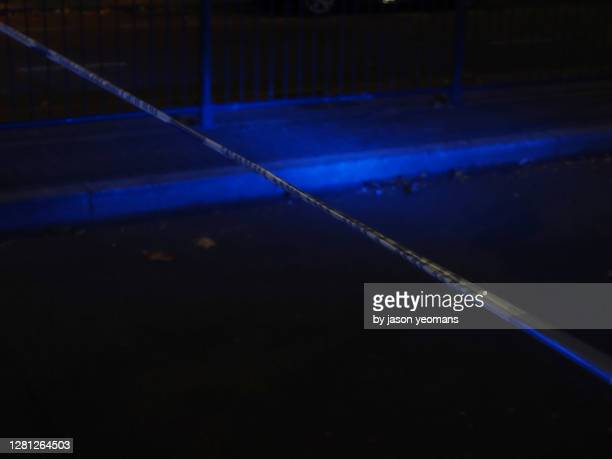 crime scene - police station stock pictures, royalty-free photos & images