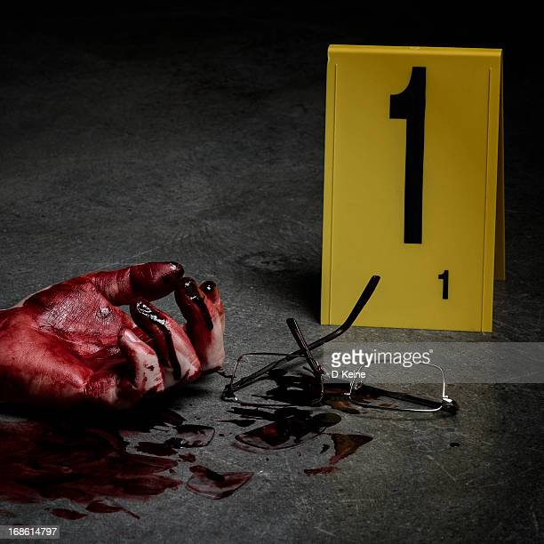 crime scene - cadaver stock photos and pictures