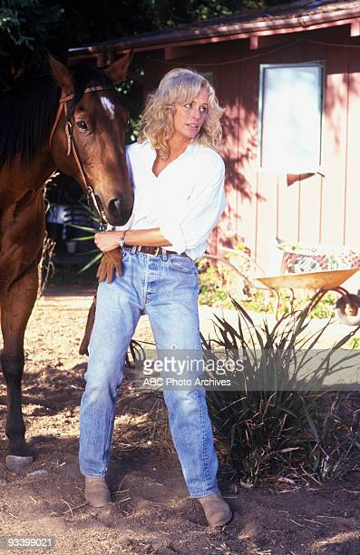 TV 'Criminal Behavior' 3/10/1992 Farrah Fawcett