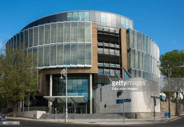 Criminal Courts of Justice Dublin Republic of Ireland