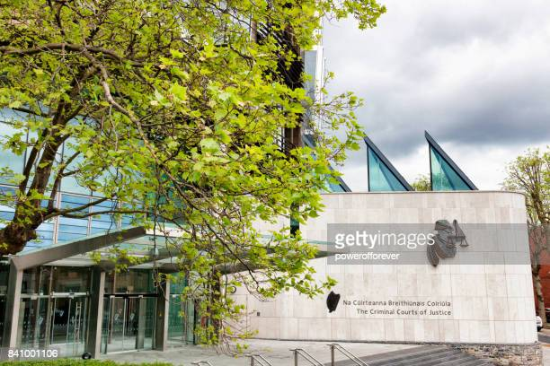 Criminal Courts of Justice in Dublin, Ireland