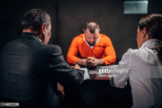 criminal investigation - defendant stock pictures, royalty-free photos & images