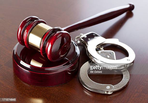 criminal law - arrest stock pictures, royalty-free photos & images