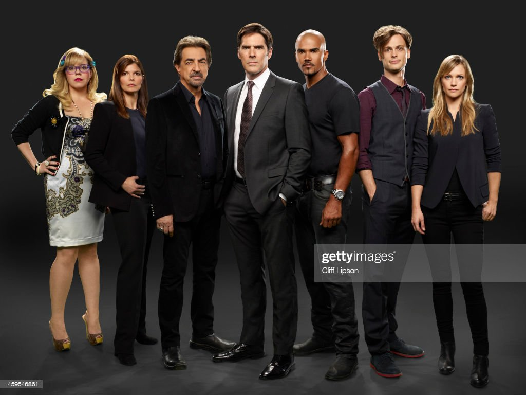 "ABC Studio's ""Criminal Minds"" - Season Nine : News Photo"