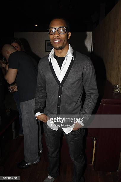 AJ Crimson attends Vaughn Anthony's Birthday Bash Hosted by John Legend on May 22 2008 in New York City
