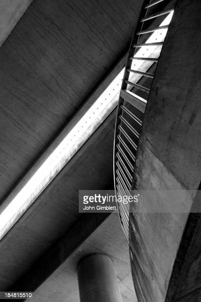 CONTENT] Crindau Newport A road flyover and walkway shot from below Strong lines